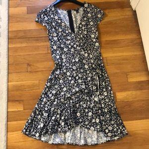 Jcrew Mercantile floral dress